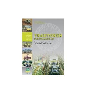 Traktoren der Daimler AG Band 2 Vom Unimog bis zum MB-trac