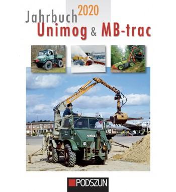 Unimog und MB-Trac Jahrbuch 2020