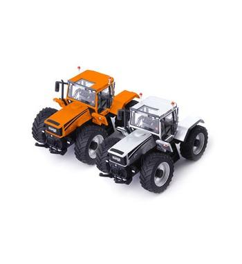 Autocult 1:32 Doppstadt Trac 200 orange mit 2 lenkbare Achsen