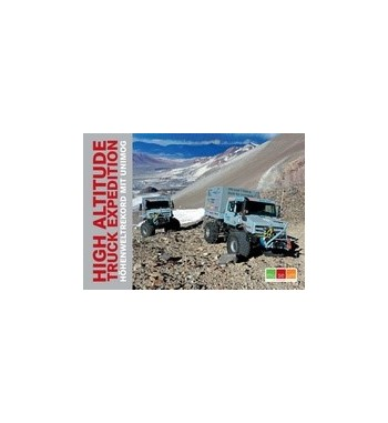 Buch: HIGH ALTITUDE TRUCK EXPEDITION