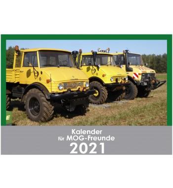 Kalender f. Mog-Freunde 2021 12 Motive