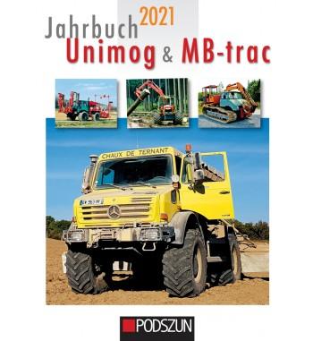 Unimog und MB-Trac Jahrbuch 2021