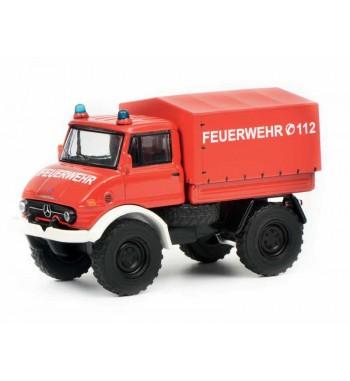 Schuco 1:64 U 406 Feuerwehr