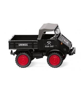Wiking 1:87 Unimog 411 Glück auf  Bergbau
