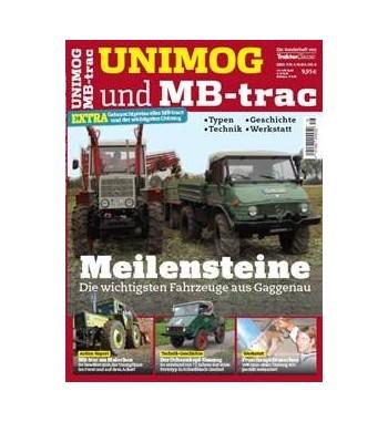 Im Traktor Classic Sonderheft Nr. 16 UNIMOG / MB TRAC