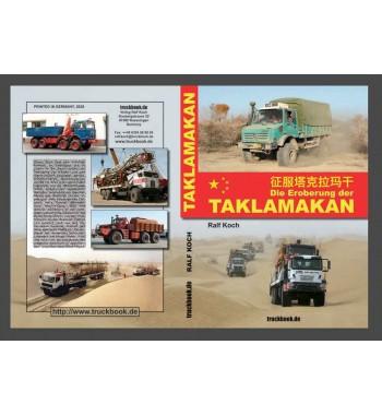 Taklamakan  Unimog in der Taklamakan Wüste Buch