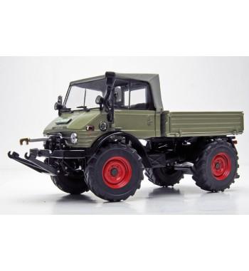 Weise-Toys 1:32 Unimog 406 Cabrio (U84) LKW-grau