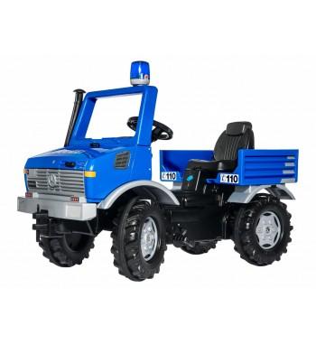 Rolly Toys Unimog Polizei