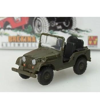 Brekina 1:87 Jeep universal