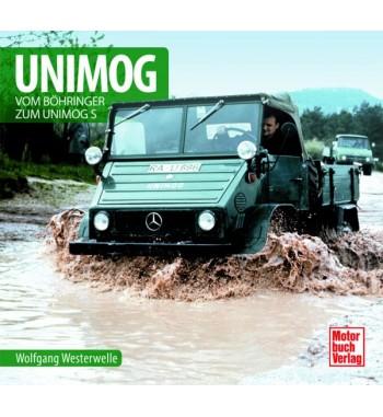 """Unimog - Vom Böhringer zum Unimog S"""""""