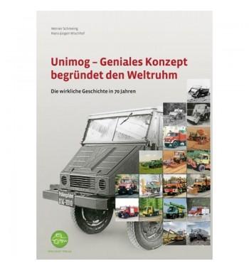 Unimog - Geniales Konzept...