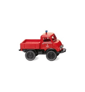 Wiking 1:87 Unimog 402 Froschauge Feuerwehr Berlin