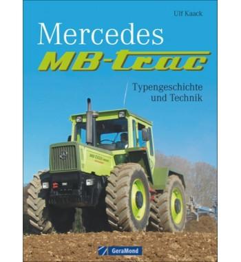 Mercedes MB-trac Typengeschichte und Technik