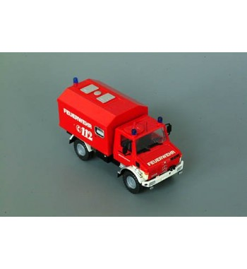 Roco 1:87 Unimog U 1300L Feuerwehr