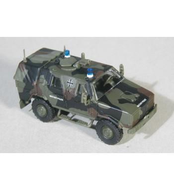 Roco 1:87 Dingo im Set mit VW T 4 Police