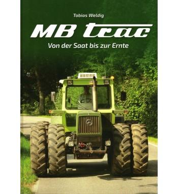 MB-Trac Bildband von Tobias Weldig