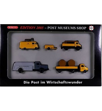 Wiking 1:87 Post Museums Shop 2005 mit 404S