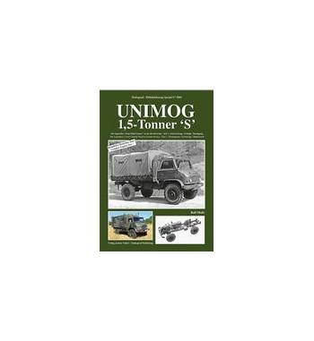 Unimog 1,5-Tonner 'S' Der legendäre 'Eins-Fünf-Tonner' in der Bundeswehr