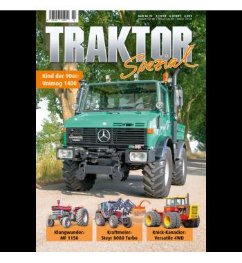 Traktor Spezial mit Bericht U 1400