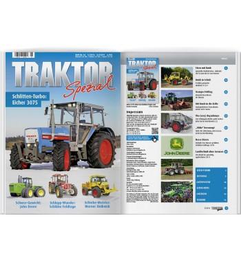Traktor Spezial mit Uniknick